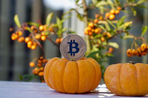 Make it a Bitcoin Halloween!