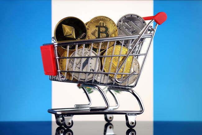 Crypto Shopping Cart