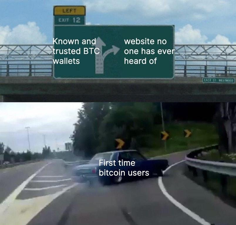 Ether wallet meme