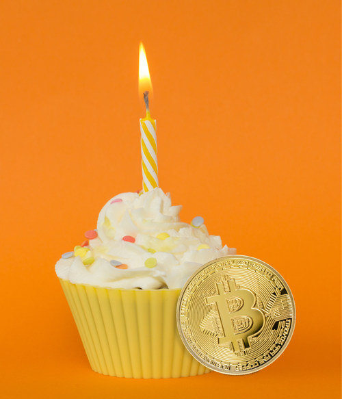 Happy Birthday Bitcoin
