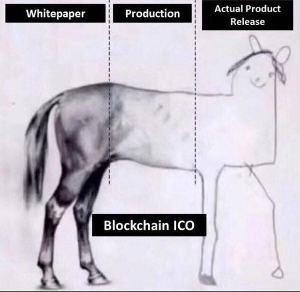 the ICO's reality