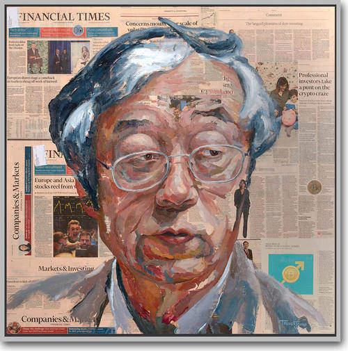 "The Architect ""Satoshi Nakamoto"", Trevor Jones"