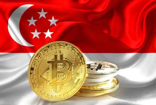 Kết quả hình ảnh cho singapore va  bitcoin