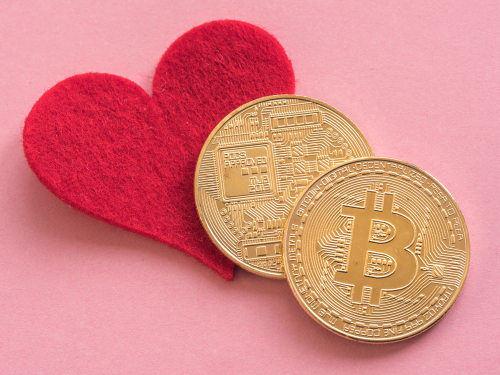 Celebrate a Bitcoin Galentine's Day!